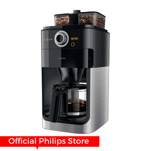 Philips Grind And Brew Coffee maker HD7762/00