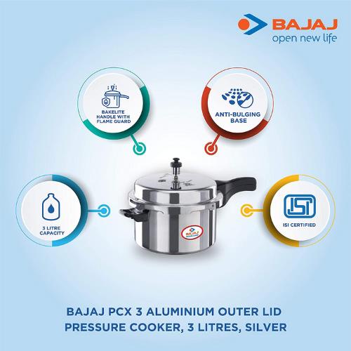 Bajaj Pressure Cooker -PCX 3 (4)