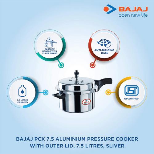 Bajaj Pressure Cooker -PCX 7A (4)