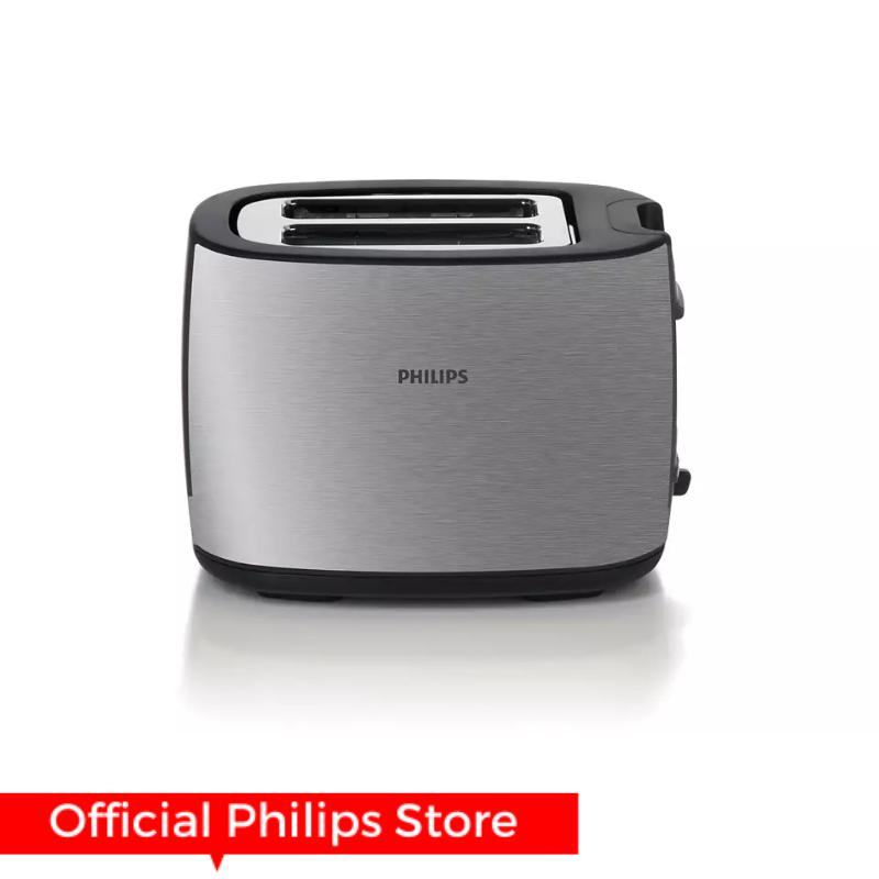 Philips Metalic Toaster HD2628/20