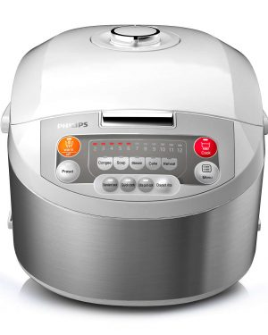 Philips Viva Collection Fuzzy Logic Rice Cooker HD-3038