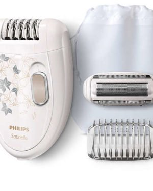 Philips Satinelle Essential Compact Epilator HP6423
