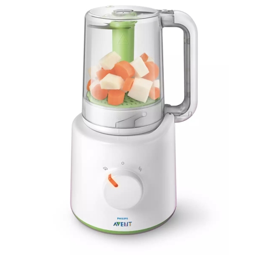 Philips baby food maker 2-in-1 healthy-SCF870/21